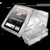 Тент упрочнённый SILVER 120 гр/м²