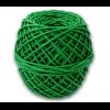 Кембрик зелёный, длина 200 м, толщина 3 мм - Италия