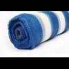 Затеняющая сетка: 4 х 50 м, тень 70%, бело-голубая - Agreen