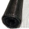 """Сетка вольерная """"Добра сіточка"""" чёрная, размер: ячейки 12х12мм, рулона 50х1м - Италия"""
