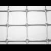 Ограждение серое, размер: ячейки 27х42 мм, рулона 50х2 м - Италия