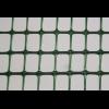 Декоративное ограждение зеленое, размер: ячейки 9х9 мм, рулона 50х0,5 м - Италия