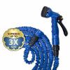 Шланг TRICK HOSE, синий (5-15 м) - Bradas