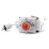Фитолампа 50 W с линзой 60 градусов, мультиспектр 400-840nm