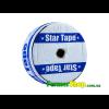 """Капельная лента """"Star Tape"""" 2300 м, растояние капельниц 20 см, 8mil - Украина"""