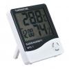 HTC-1 термометр, гигрометр (влагомер), часы, метеостанция
