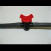 Кран проходной для трубки - сборка