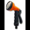 Пистолет поливочный пластиковый shower (orange)