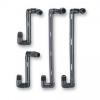 "Колено шарнирное SJ-7506, 3/4""-1/2"", длина соед. штанги 15 см - Hunter"