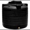 Емкость 71 х 73 см, 200 л вертикальная двухслойная черная