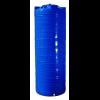 Емкость 80 х 225 см, 1000 л вертикальная двухслойная узкая