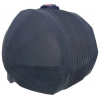 Емкость черная для перевозки технической воды с крышкой клапаном 240 х 210 х 172 см, 5000 л