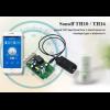 Wifi реле с возможностью подключения датчиков температуры и влажности Sonoff TH10/TH16