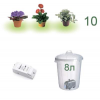 Wi-Fi набор для умного полива на 10 вазонов, 8 литров