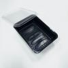Контейнер для микрозелени с крышкой черный (50 шт)