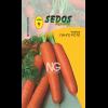 Морковь ЛАНГЕ РОТЕ (400 дражированных семян) -SEDOS