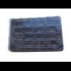 Парничок для рассады на 33 ячеек (касета+крышка+поддон)