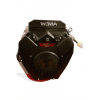 Двигатель бензиновый WM2V78F, 2 цил., 20 л.с. (вал шпонка) - WEIMA
