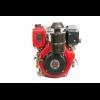Двигатель дизельный WM188FBE, (вал шпонка), 456cc/12 л.с., эл/ст - WEIMA