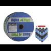 """Капельная лента """"AquaPlus"""" 1000 м, расстояние капельниц 20 см, 8mil + 10 соединений ремонтных для капельной ленты"""