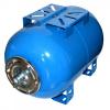 Гидроаккумулятор горизонтальный 24 л (толщ. стенки 1 мм, мембрана HBR) - Украина