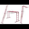 Стремянка-трансформер, 4х4 - Технолог