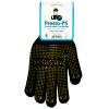 Перчатки строительные черные - Presto-PS
