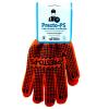 Перчатки строительные оранжевые - Presto-PS