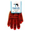 Перчатка для механических работ оранжевые - Presto-PS