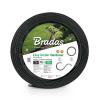 Бордюр газонный - BRADAS, черный