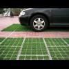 Применение газонной решетки
