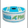 """Капельная лента """"AquaPlus"""" 300 м, расстояние капельниц 30 см, 8mil - Украина"""