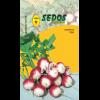 Редис ЧБК (100 дражированных семян) -SEDOS